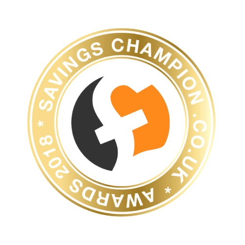 Savings Champion Award Logo