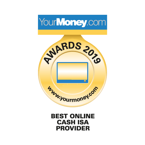 YourMoney Award Logo