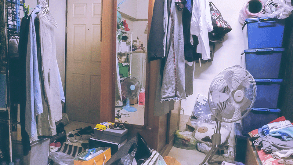 Why a cluttered house could be costing you money